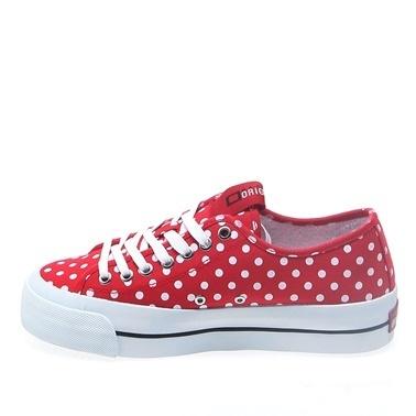 Date Ayakkabı Kırmızı